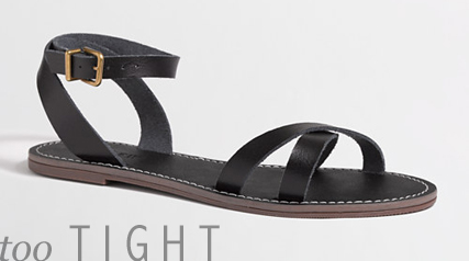 tightsandals
