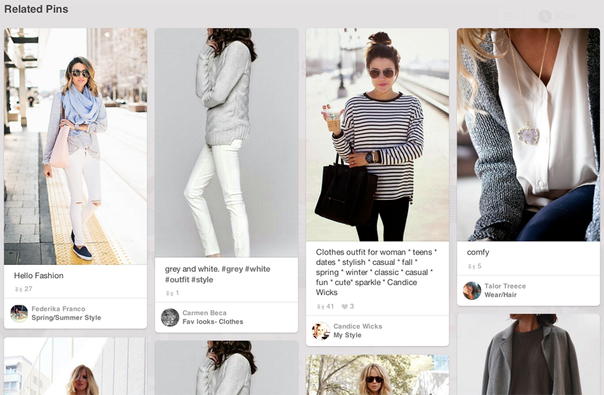 How To Use Pinterest To Find Fashion Inspiration Twenty Something Simple
